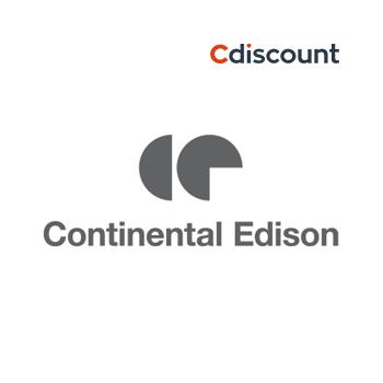 Marque continental Edison