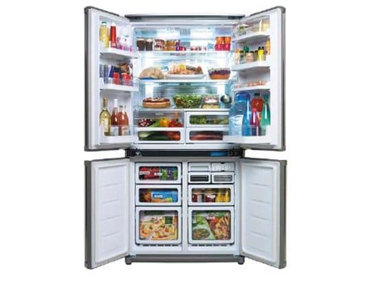 Comment choisir frigo americain - Refrigerateur americain sans congelateur ...