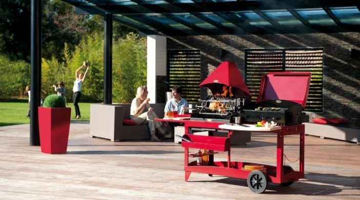 barbecue le marquier made in france electroguide. Black Bedroom Furniture Sets. Home Design Ideas