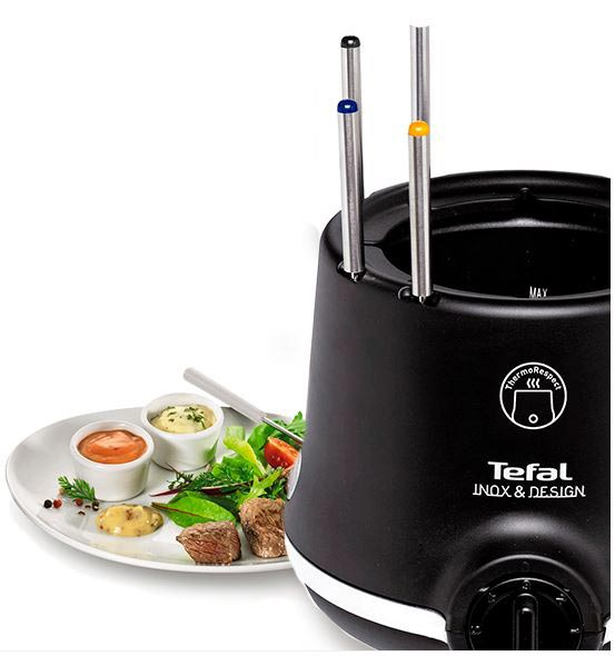 fondue savoyarde heureusement il y a tefal electroguide. Black Bedroom Furniture Sets. Home Design Ideas