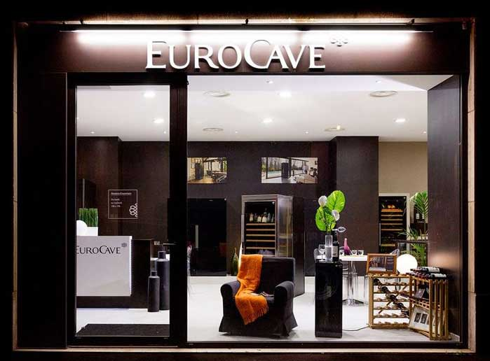 cave vin encastrable eurocave made in france electroguide. Black Bedroom Furniture Sets. Home Design Ideas