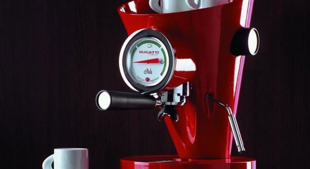 Cafeti re expresso bugatti diva rouge rapide et l gante electroguide - Comment fonctionne cafetiere italienne ...