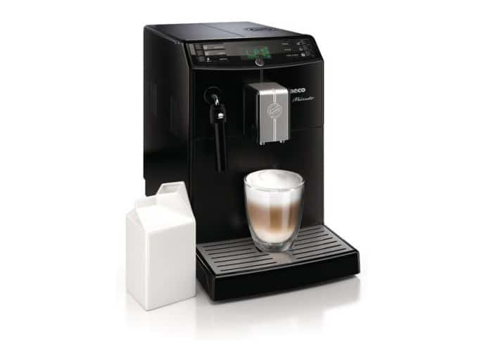 saeco minuto machine caf super automatique de philips electroguide. Black Bedroom Furniture Sets. Home Design Ideas