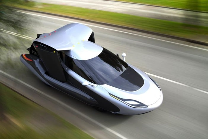 conduirez vous une voiture volante electroguide. Black Bedroom Furniture Sets. Home Design Ideas