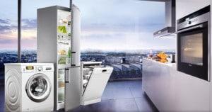 Electroménager de la marque Siemens France