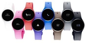 Les montres connectées My Kronoz Ze