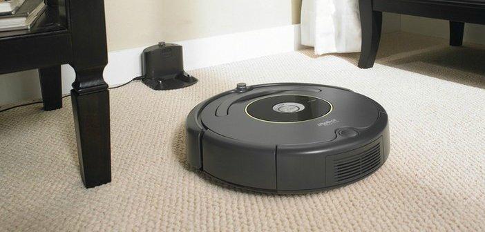 comment fonctionne un aspirateur irobot electroguide. Black Bedroom Furniture Sets. Home Design Ideas