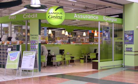 Casino banque credit