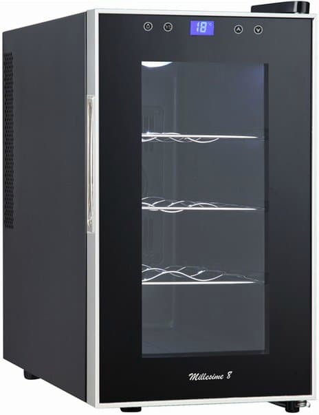 les 7 mod les de cave vin pas cher electroguide. Black Bedroom Furniture Sets. Home Design Ideas