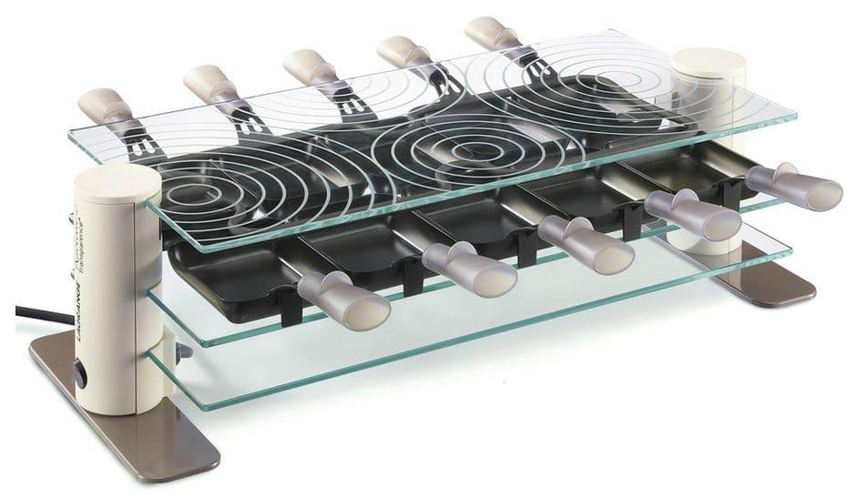 Notre avis sur les appareils raclette lagrange - Appareil a raclette pour deux ...