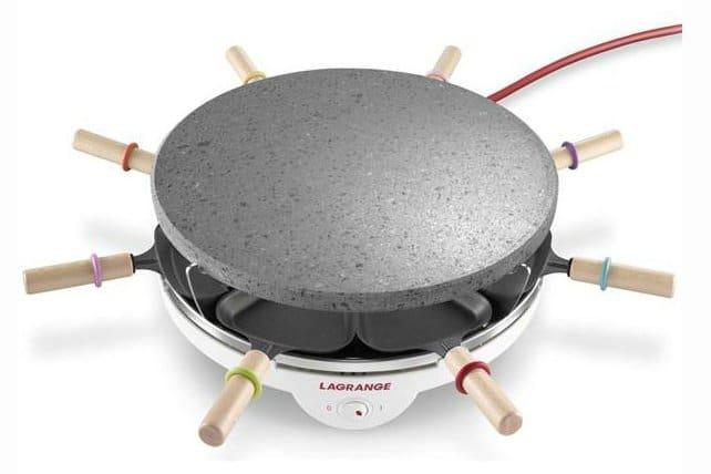 notre avis sur les appareils raclette lagrange electroguide. Black Bedroom Furniture Sets. Home Design Ideas