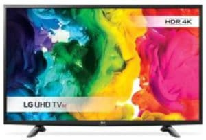 Téléviseur LG 43uh603v