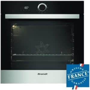 Soldes four encastrable Brandt BXP5560x