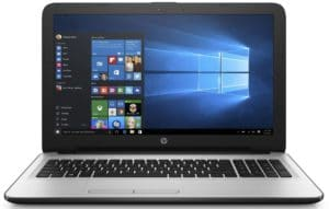 "Solde PC portable 15,6"" HP 15-ay094nf"