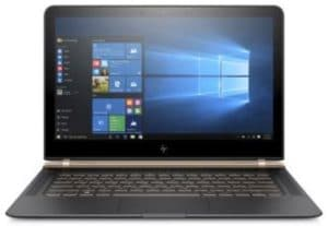 "PC portable HP Spectre 13,3"" 13v101nf"