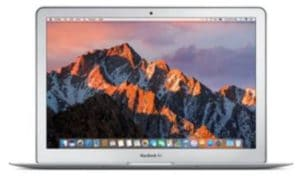 PC portable Macbook Air 13 pouces