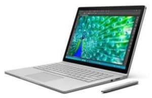 PC Portable Surface Book Microsoft