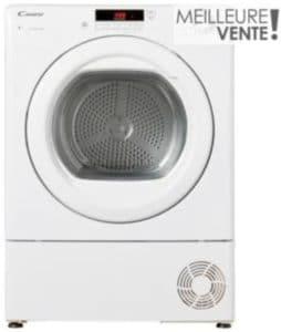 Solde sèche-linge CANDY slcd81b47 à condensation