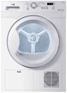 Solde sèche-linge HAIER hd8079f à condensation