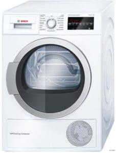 Sèche-linge BOSCH WTW87490FF pompe à chaleur