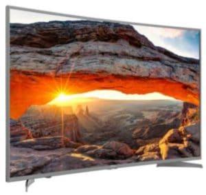 TV LED Hisense curve 55m6600