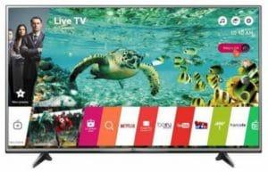 TV LED Lg 55uh615