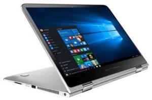 Ultrabook HP Spectre 360 hybride 2 en 1