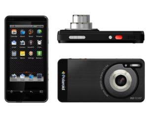 Smartphone avec grande caméra