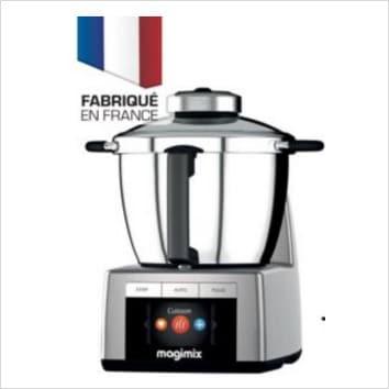 Les 7 meilleurs robots cuiseurs multifonction 2018 electroguide - Robot cuiseur magimix cook expert ...