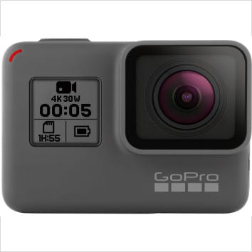 Comparatif camera sport