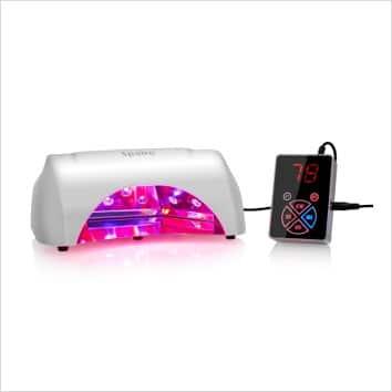 comment choisir sa lampe uv ongle 2018 electroguide. Black Bedroom Furniture Sets. Home Design Ideas