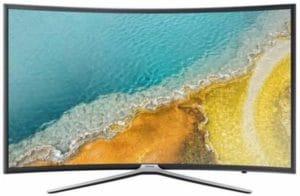 TV Full HD Samsung Incurvé ue55k6350akxzf