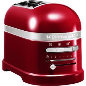Grille-pain KitchenAid 5KMT2204ECA 1250 watts