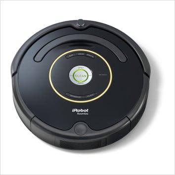 que vaut l 39 aspirateur robot irobot roomba 650 electroguide. Black Bedroom Furniture Sets. Home Design Ideas