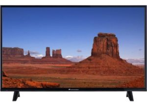 CONTINENTAL EDISON TV LED FULL HD 121.9cm (48'')