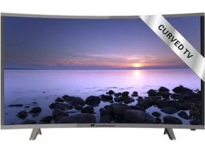 CONTINENTAL EDISON TV LED Full HD Curved 110cm (43'')