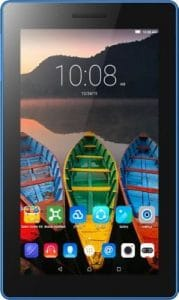 Tablette Android Lenovo TAB 3 710F ZA0R 16Go