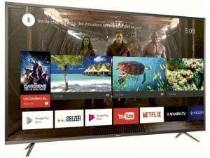Téléviseur Ultra HD 4K 152 cm TCL U60P6046