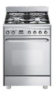 Cuisinière gaz SMEG CP60X9