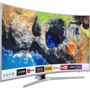 TV LED SAMSUNG UE55MU65 Curve