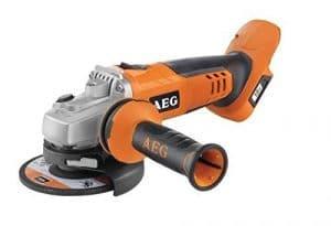 AEG BEWS18 5132980 Meuleuse Électrique sans fil 18 volts