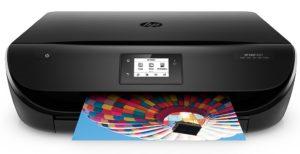 HP ENVY 4527 AiO 4800 x 1200DPI A jet d'encre thermique A4 9.5ppm Wifi - Multifonctions (A jet d'encre thermique, 4800 x 1200 DPI, 1000 feuilles, A4, Impression directe, Noir)