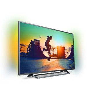 Smart TV LED Philips 6000 séries 55pus6262