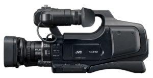 Caméscope JVC GY-HM70E