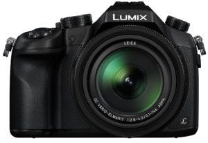 Caméscope semi-pro Panasonic DMC-FZ1000 Lumix