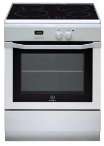 Cuisinière induction 60 cm INDESIT I64I6C6AW/FR