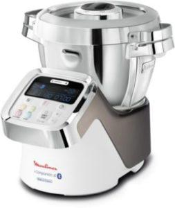 Robot cuiseur Moulinex connecté I-Companion XL HF906B10