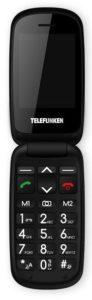 Téléphone Portable Telefunken TM 220 GSM Rouge