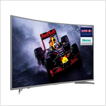 TV LED HISENSE 55N6600
