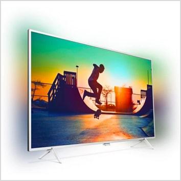 tv led philips 55pus6432
